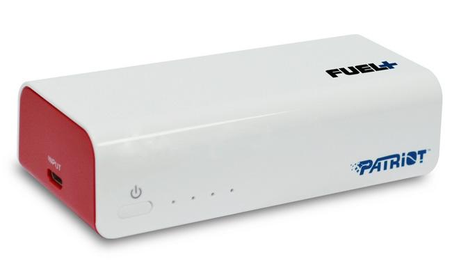 Ładowarka-przenośna-Patriot-FUEL+-PCPB90002-Power-Bank-9000-mAh-2x-USB