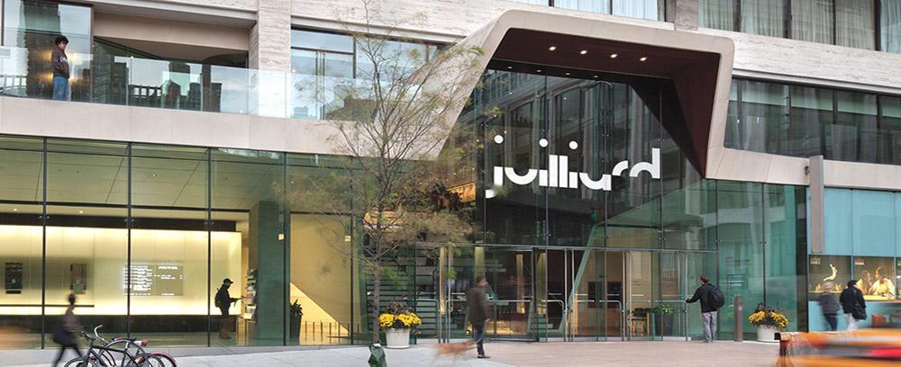 The Juilliard School Rebranding — Karlo Fuertes Francisco z Los Angeles, USA