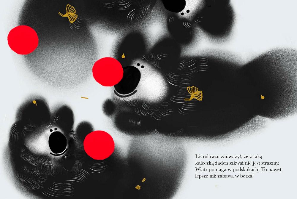 """""""Co to za kuleczka?"""", tekst i ilustracje: Iga Ścibek, współautor tekstu: Przemysław Ścibek, Polska"""