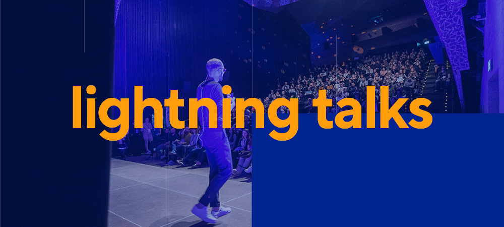 Lightning Talks na GrafConf 2018