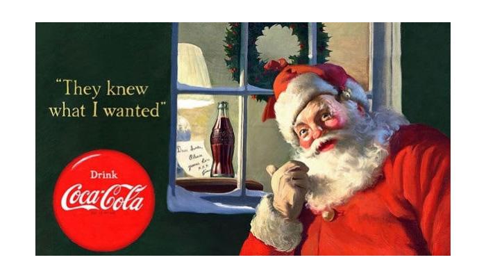 Reklama Coca-Cola