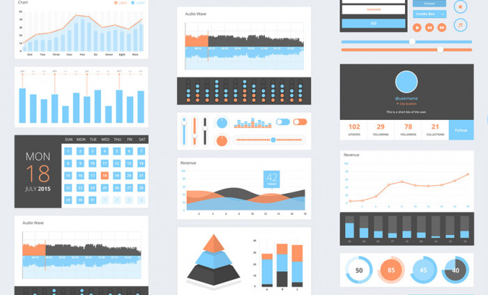 Graphs-&-Charts-UI-Components
