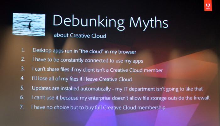 Rufus Deuchler obalał mity na temat Creative Cloud