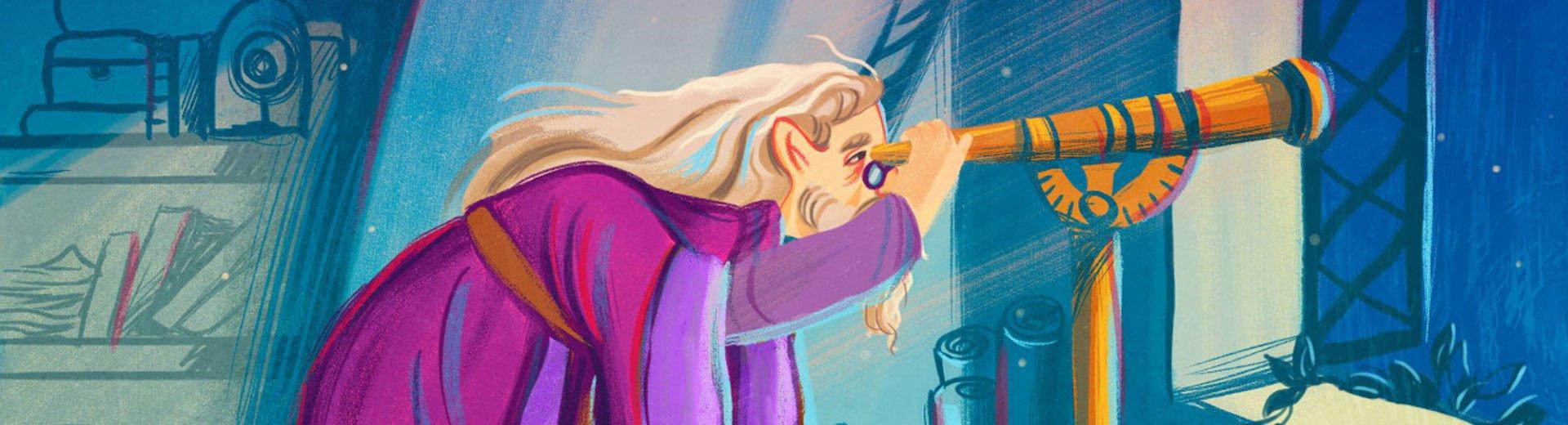 Okładka artykułu Fascynuje mnie kolorystyka starych animacji — Wywiad z Małgorzatą Detner