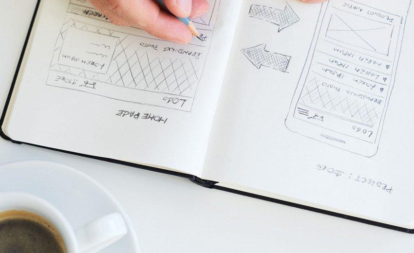 Okładka artykułu Trendy w projektowaniu stron internetowych — Drugi kwartał 2017