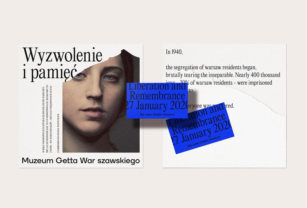 Case study identyfikacji Muzeum Getta Warszawskiego