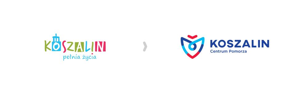 Nowe logo Koszalina 2018