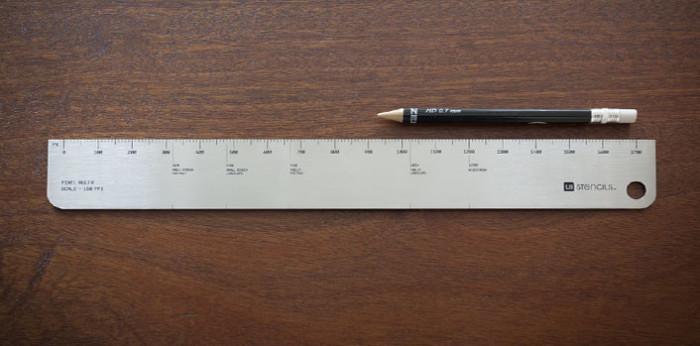Pixel-Ruler