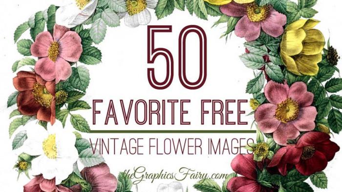 50-Favorite-Free-Vintage-Flower