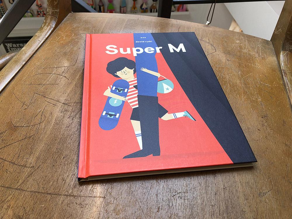 Super M, Dawid Ryski