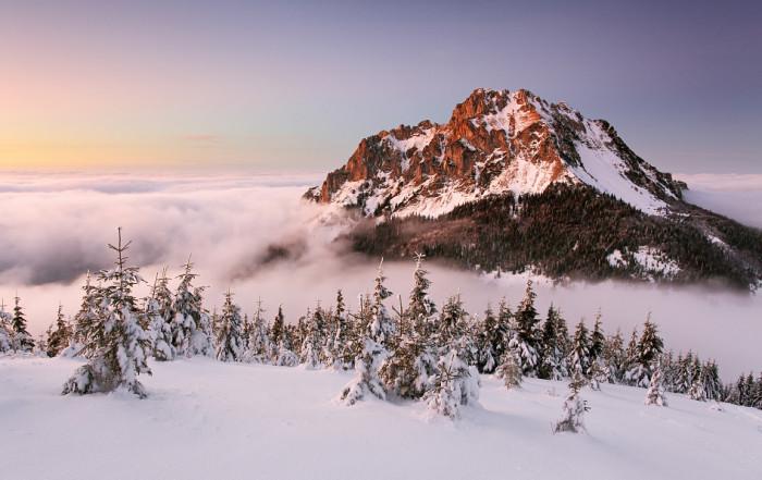 Rozsutec peak © Tomas Sereda