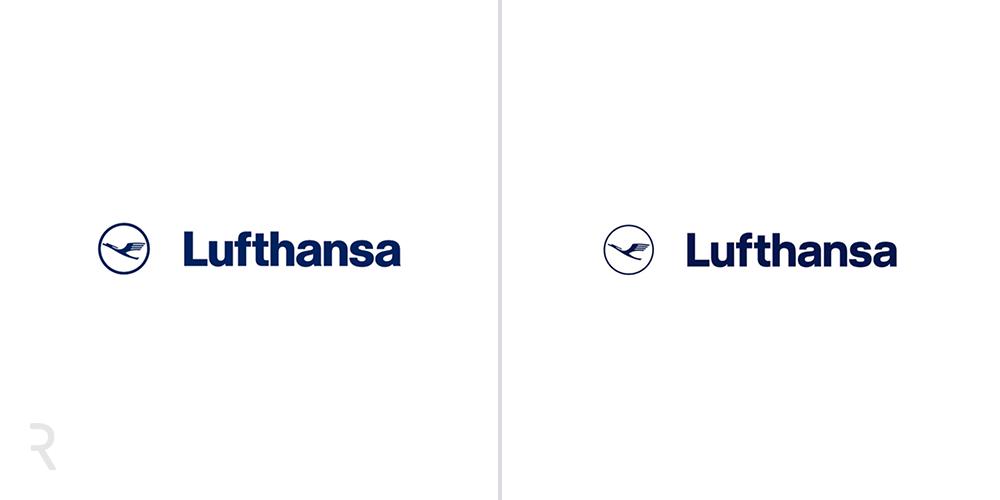 Rebranding Lufthansa