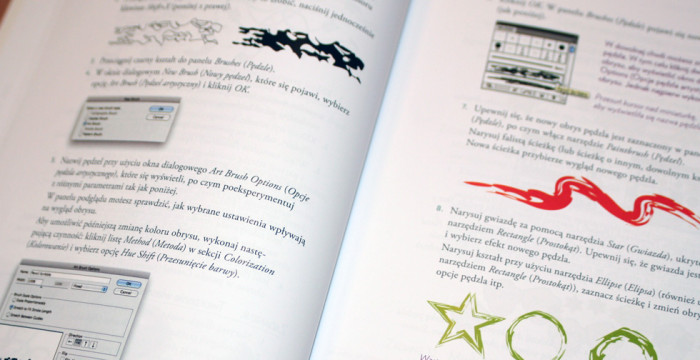 05 Adobe Illustrator Projekty z klasa Robin Williams John Tollet