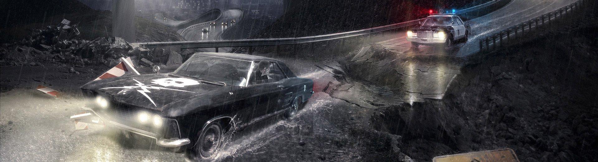 Okładka artykułu Tworzymy klimatyczną fotomanipulację sceny pościgu — Poradnik porgramu Photoshop