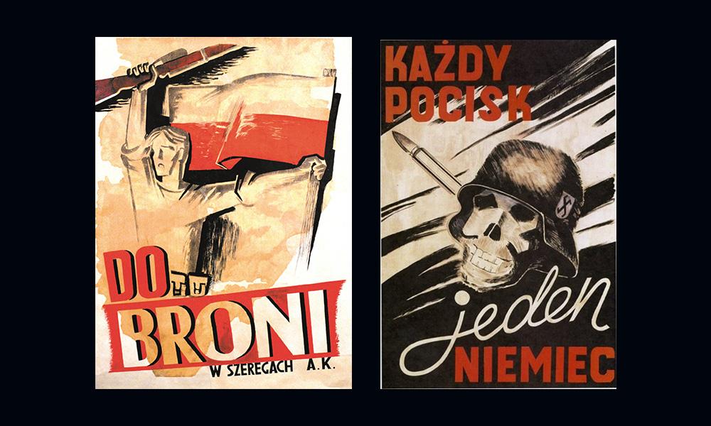 Polski plakat patriotyczny