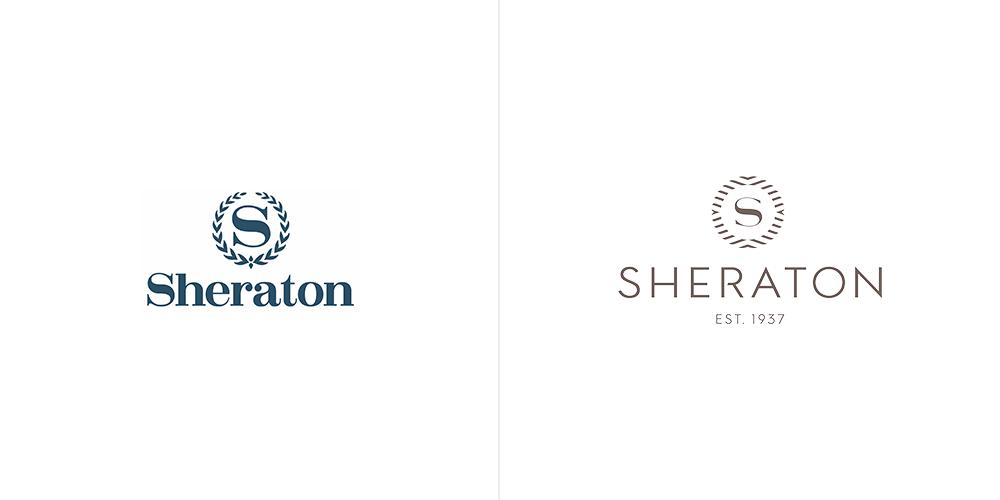 Nowe logo Shearaton, rebranding 2019