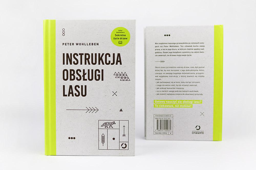 Instrukcja Obsługi Lasu,Nikola Hahn