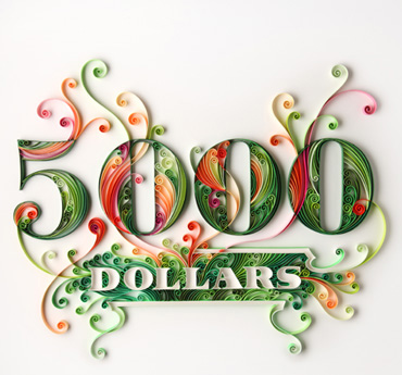 Dollars - Yulia Brodskaya