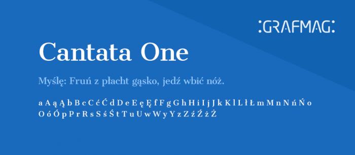 cantata-one