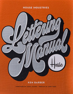 """Ken Barber: """"Lettering Manual"""""""
