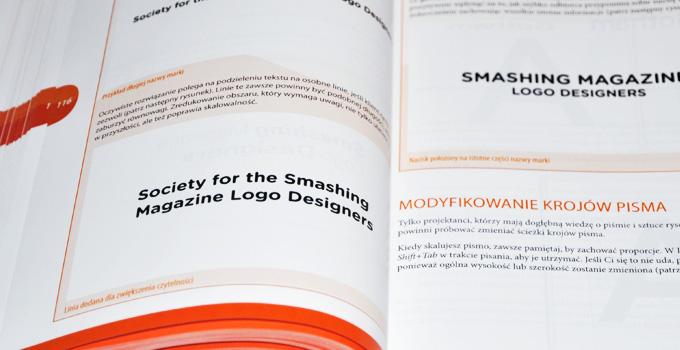 Dobieranie typografii w logo