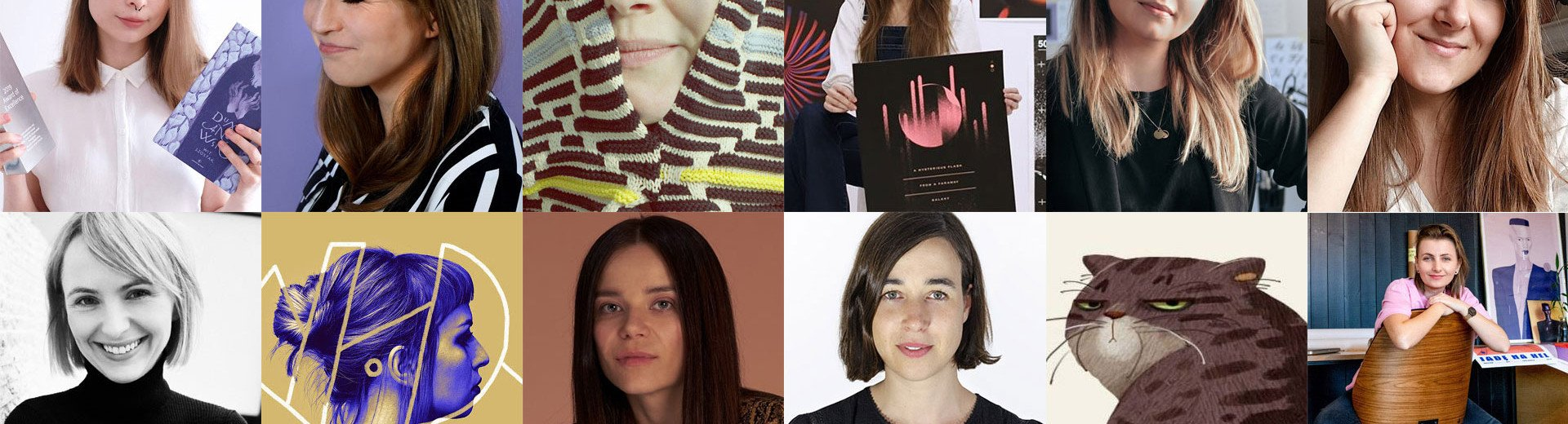 Okładka artykułu Projektowy dzień kobiet — 12 polskich projektantek, które warto śledzić
