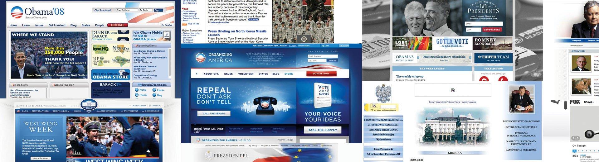 Okładka artykułu Jak wyglądały znane strony internetowe kilka lat temu? — Graficzna podróż w przeszłość