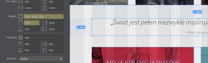 Responsywna-strona-internetowa-z-Adobe-Photoshop-i-Edge-Reflow-Strona-w-widoku-1090 edge reflow