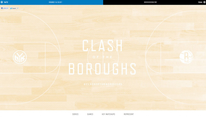 17 Clash Of The Boroughs