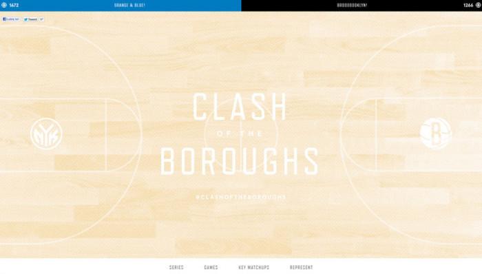 17 Clash Of The Boroughs