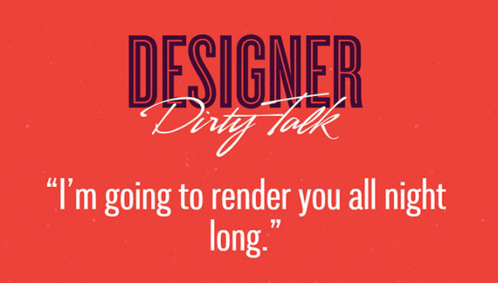 designer-dirty-talk