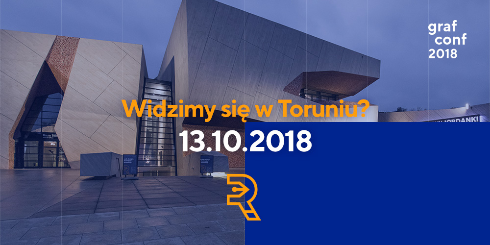 Konferencja graficzna w Toruniu