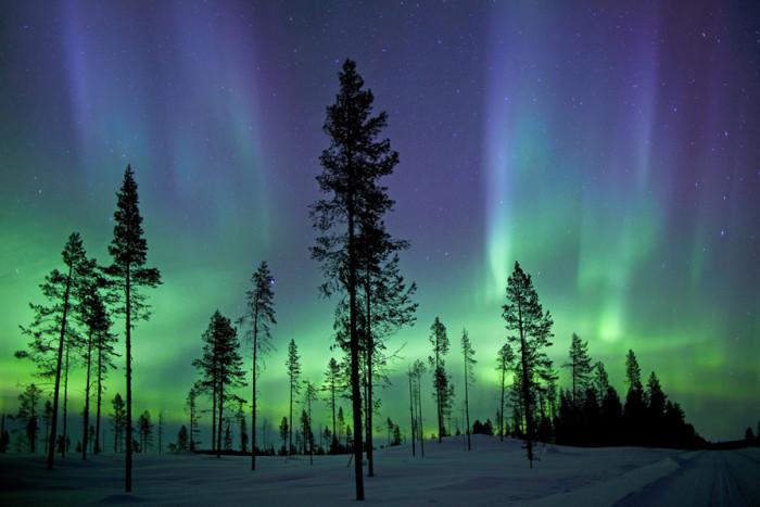 Kiruna Aurora © Antony Spencer