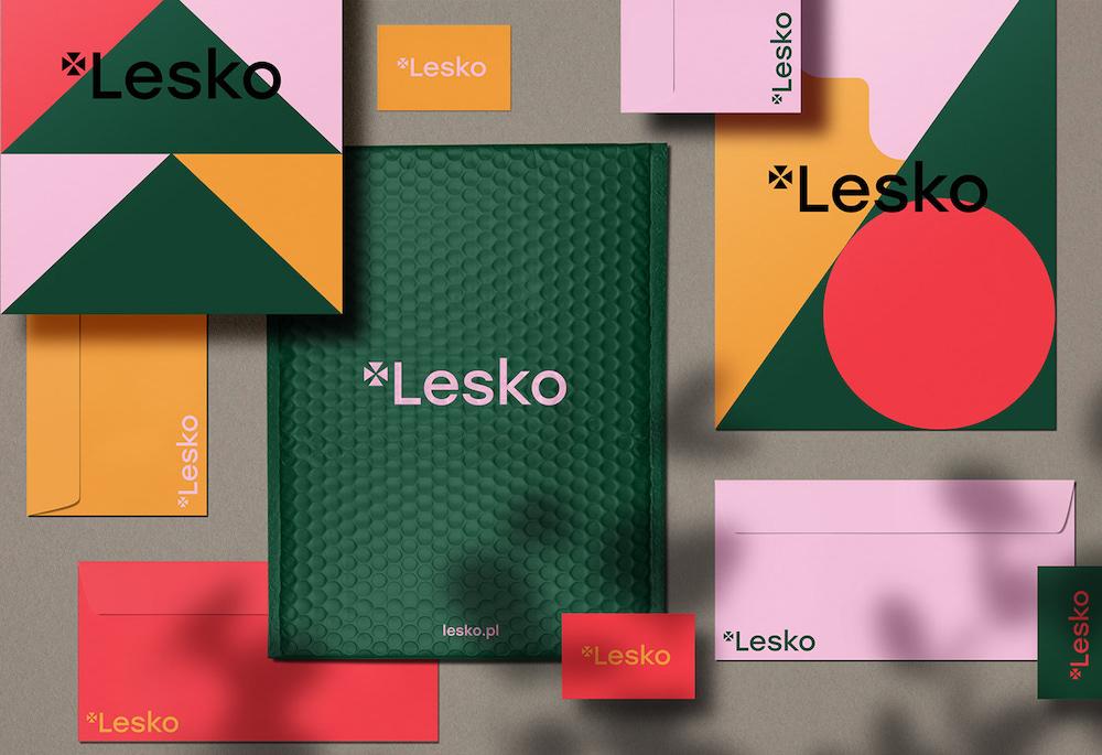 branding *Lesko, Jarosław Dziubek