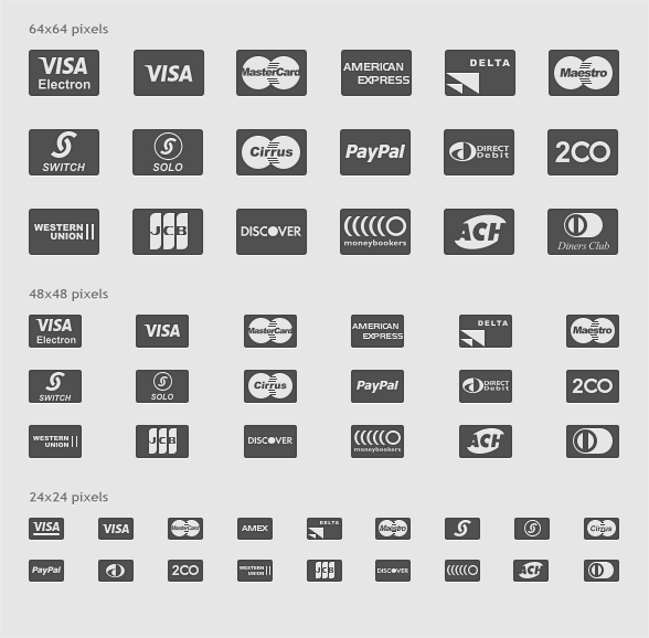 free-payment-icon-set-glyph