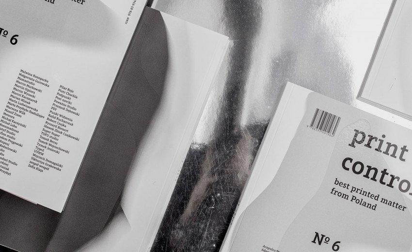 Okładka artykułu Szósty numer rocznika Print Control — Zapraszamy na premierę i after party!
