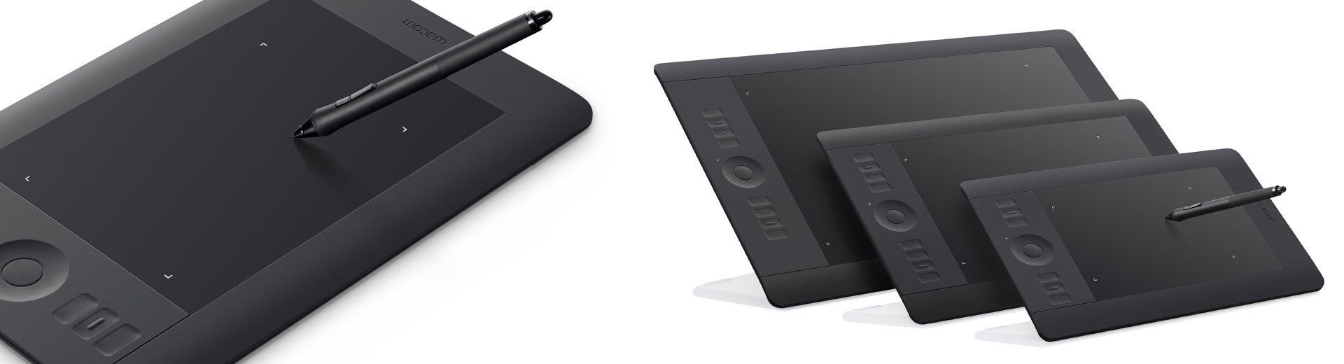 Okładka artykułu Tablet graficzny Intuos 5 — Nowość od firmy Wacom