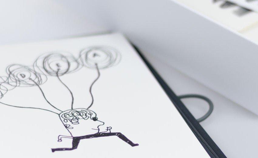 Okładka artykułu Podziel się swoim noworocznym postanowieniem — Wygraj notatnik Bamboo Spark