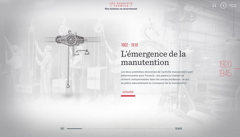 Wirtualne Muzeum – Les Chariots