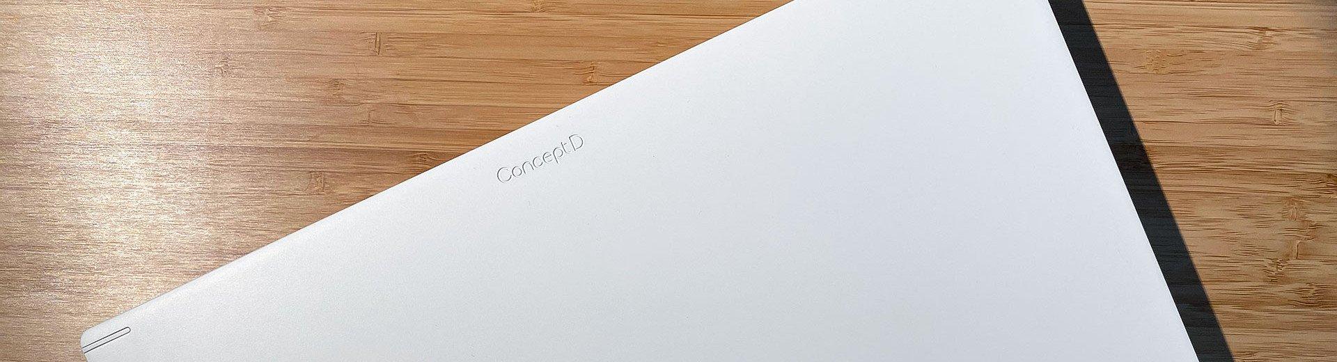 Okładka artykułu Biało, wszędzie biało! — Recenzja laptopa Acer ConceptD 3 Pro