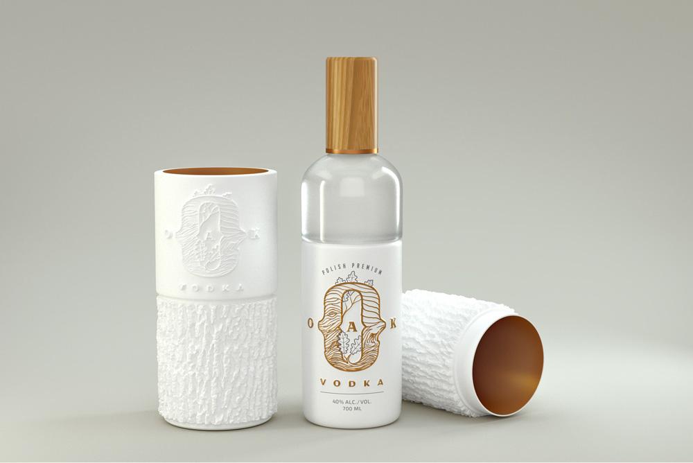 Oak Vodka,Marek Jagusiak