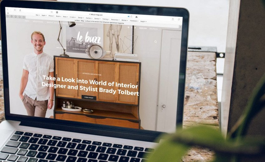 Okładka artykułu Inspirujące strony internetowe — Luty 2020