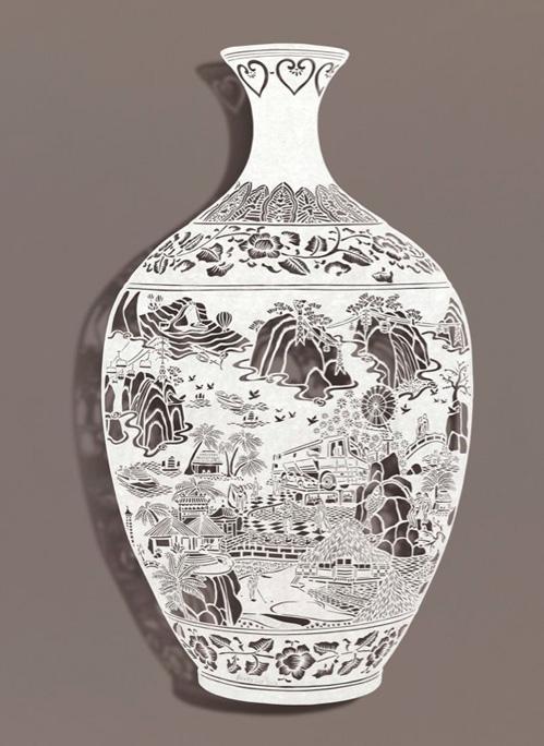 Vase - Bovey Lee