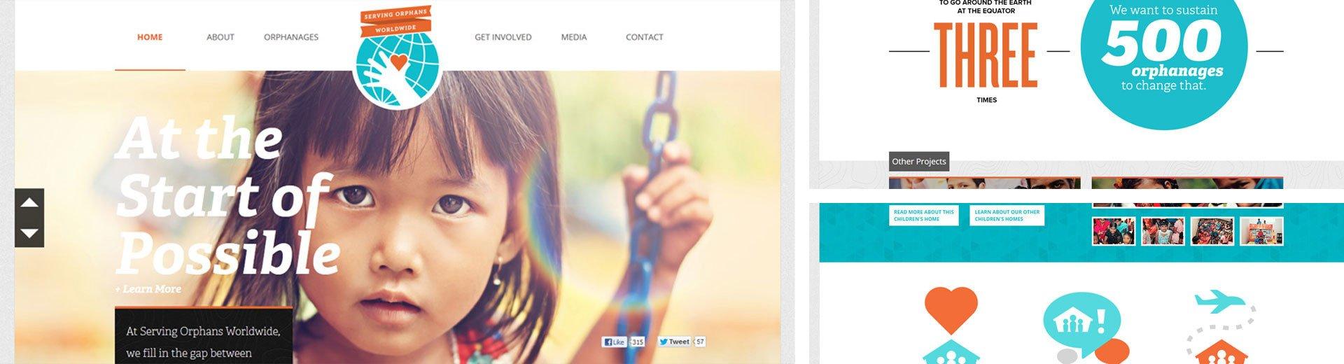 Okładka artykułu Inspirujące strony internetowe — Styczeń 2013