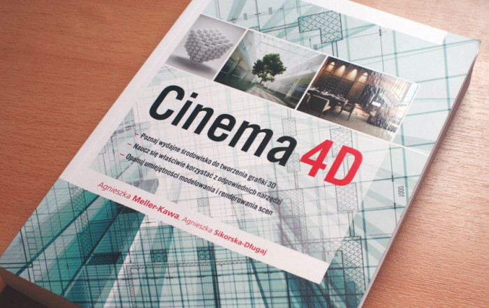 Cinema 4D. Agnieszka Meller-Kawa, Agnieszka Sikorska-Długaj – recenzja