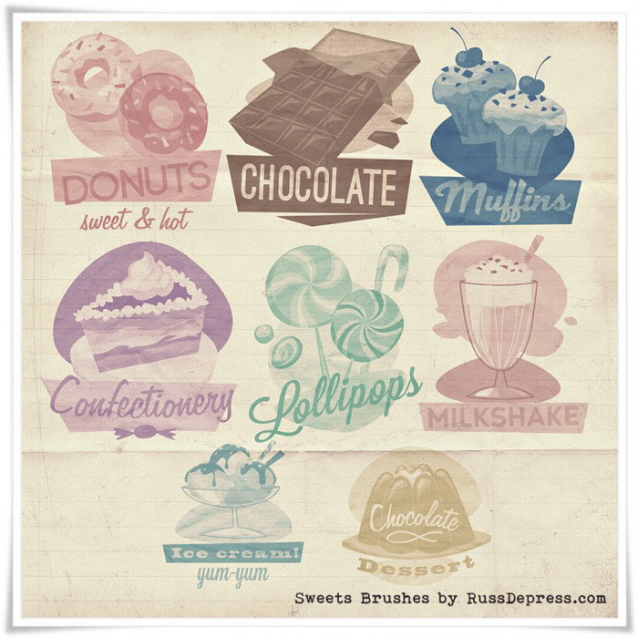 retro_sweets_shabby_chic_high_res_ps_brushes_by_russdepress-d6elbkp