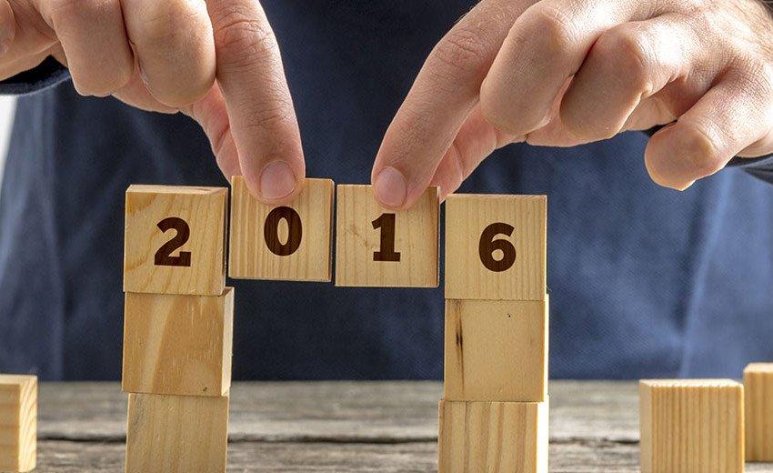 Okładka artykułu Postanowienia noworoczne dla grafików — Na 2016 rok