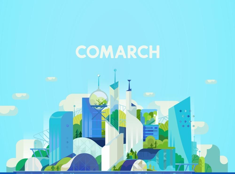 Comarch,Studio Pigeon