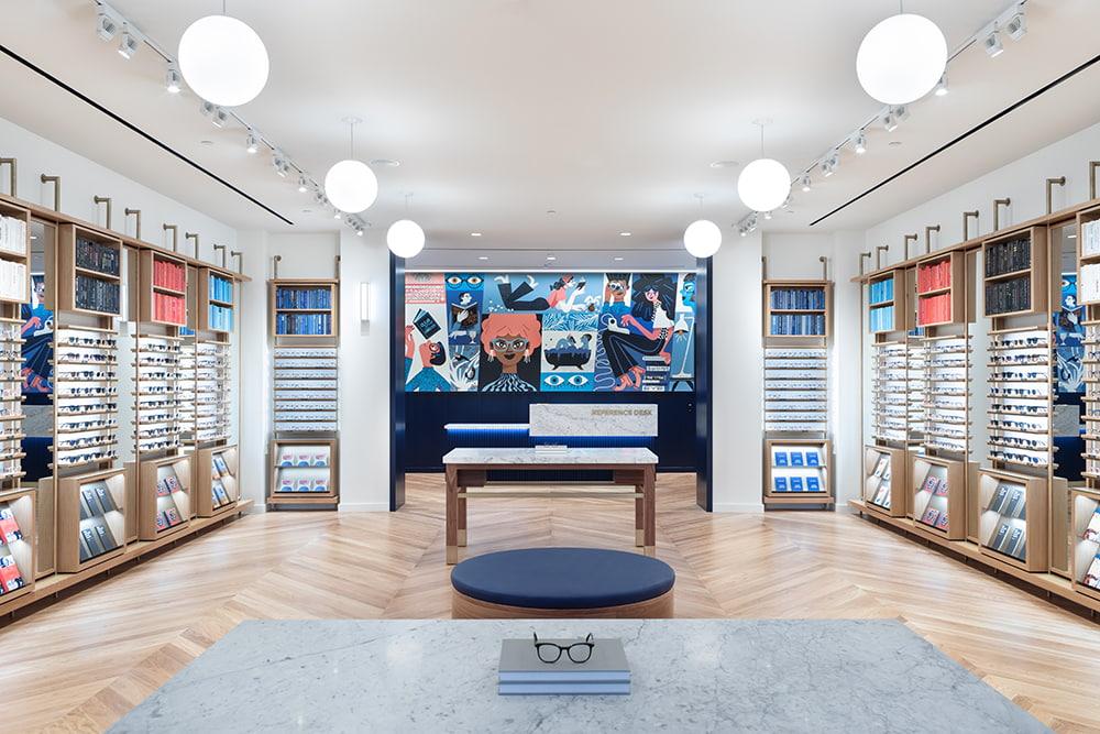 Warby Parker, Gosia Herba