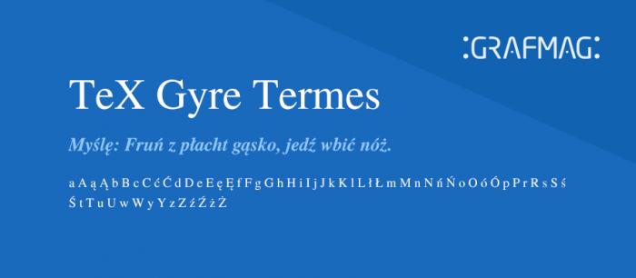 TeX-Gyre-Termes